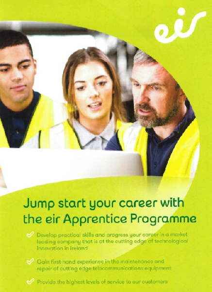 Image result for eir apprenticeship